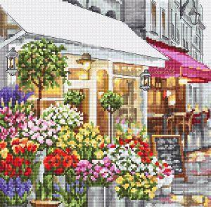 Letistitch Цветочный магазин